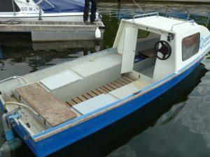 elektro angelboot mieten